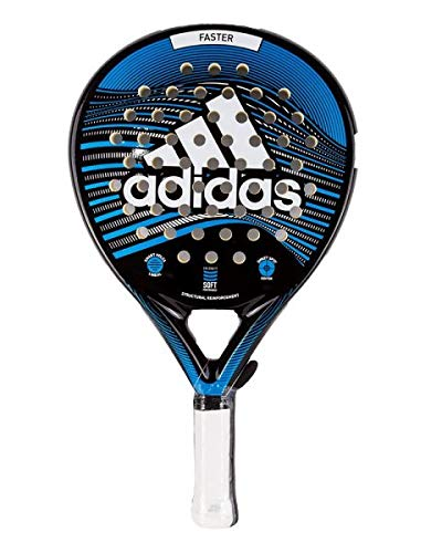 Pala De Padel Adidas Faster Blue 1,9: Amazon.es: Deportes y ...