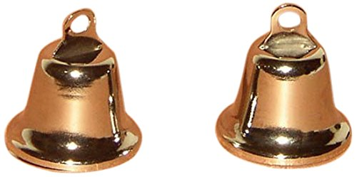 Creative Time Silver Tone Bells Create-A-Mission California Mission Miniatures 5326 (Miniature Bell)