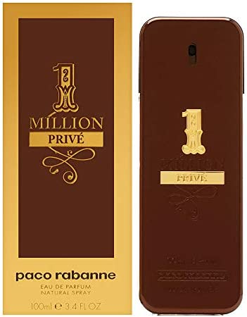 Paco Rabanne 1 Million Prive Men Eau De Parfum 100ml: Amazon.es: Belleza