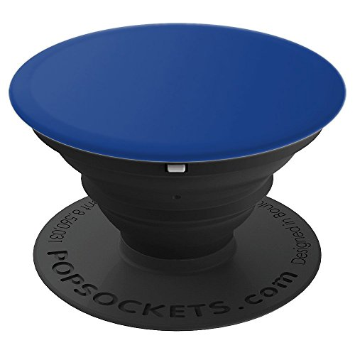 - Royal Blue - Dark Blue - PopSockets Grip and Stand for Phones and Tablets