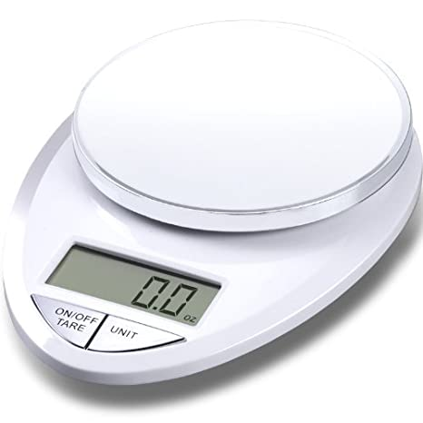 amazon com eatsmart precision pro digital kitchen scale white
