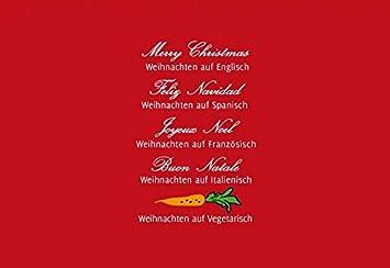 Weihnachtskarten Englisch Kostenlos.Weihnachtskarte Lustig Mit Umschlag Originelle Illustration