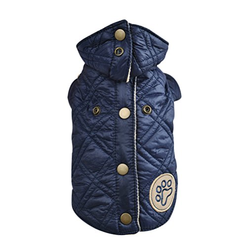 [Uniquorn Pet Winter Jacket Multi-Functional European-Style Jacket Dog Coat Warm And Comfortable Two-Foot Clothing] (Wiener Dog Spider Costume)