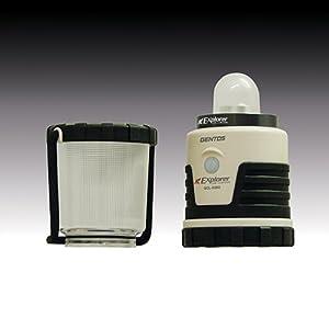 ジェントス LEDランタン SOL-036C