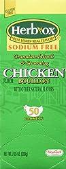 Hormel Herb Ox Chicken Bouillon Sodium F...