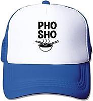 Pho Sho Casual Unisex Snapback Baseball Meshcap RoyalBlue