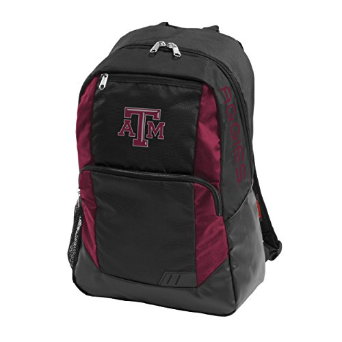 Logo Brands NCAA Texas A&M Aggies Adult Closer Backpack, Maroon (Texas Backpack A&m)
