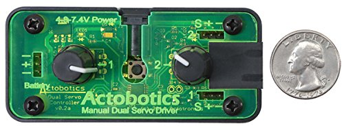 Actobotics Servo Driver with Enclosure ServoCity 605105