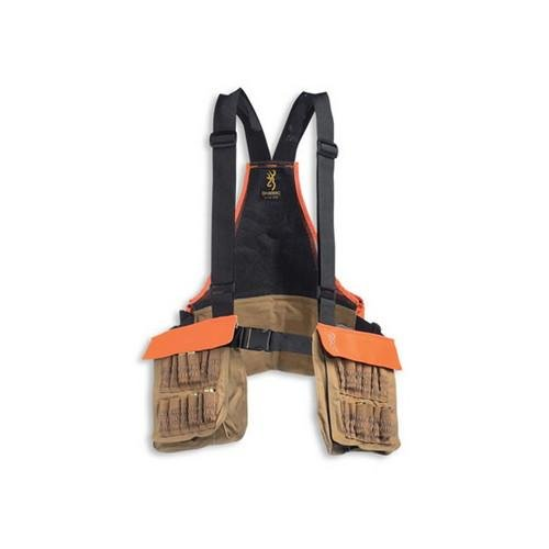 Browning 30512032 Upland Strap Field Shooting Vest