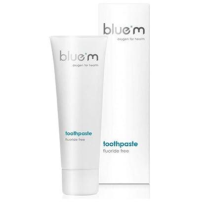 BlueM Toothpaste,Helps Damaged Dental Implants Recover ...