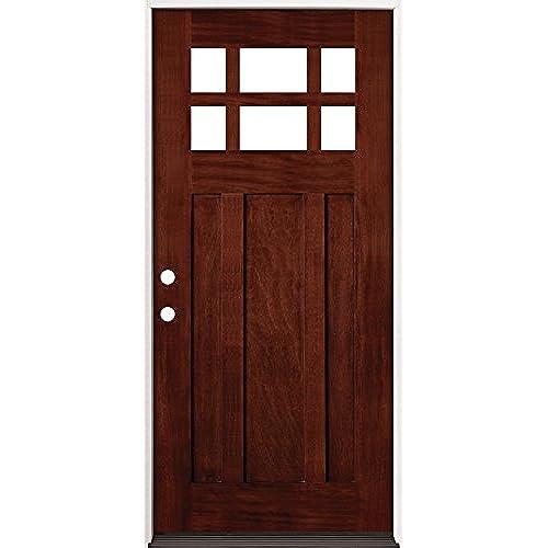 Exterior Wood Door Amazon