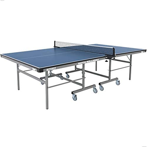 Butterfly Match 22 Rollaway Table Tennis Table Table Tennis Table