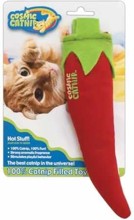 OurPets 100-Percent Premium North- American Grown Cosmic Catnip Cat Toy 2