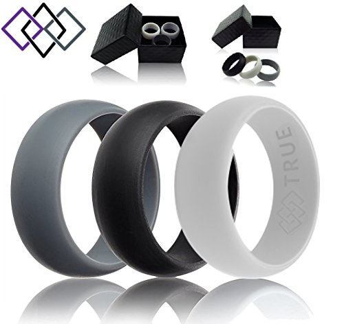 TRUE Silicone Wedding Rings Designed product image
