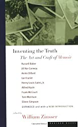 Inventing the Truth: Art and Craft of Memoir