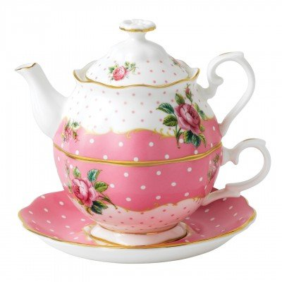 Pinky Pink Teaset Collection