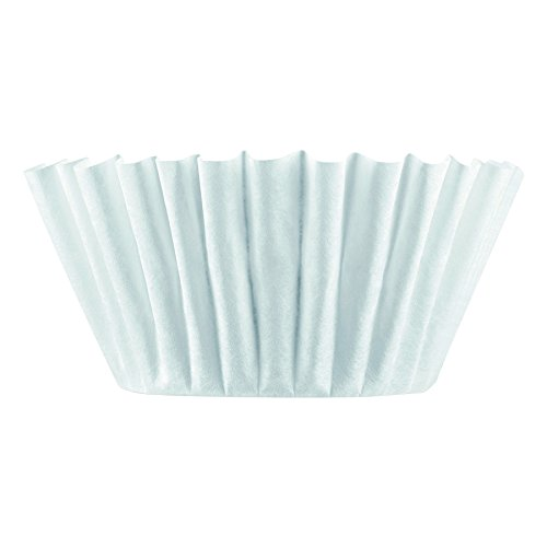 BUNN BCF100BCT Coffee Filters, 8/10-Cup Size, Pack of 100 (Case of 12 Packs)