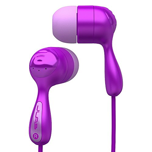 JLab Audio JBuds Hi-Fi Noise-Reducing Ear Buds, GUARANTEED FOR LIFE - (Ear Buds For Kindle Fire)