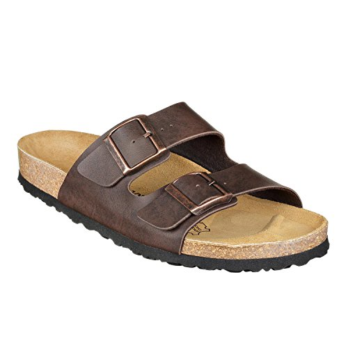 JOE N JOYCE London SynSoft Suelo blando sandalias Normal Brown