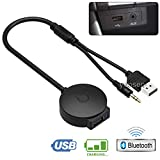 YOOSEN Bluetooth Adapter Streaming Cable for BMW Mini Cooper Media Inerface MMI System Pair USB Android iPhone iPad iPod Touch Smartphone etc