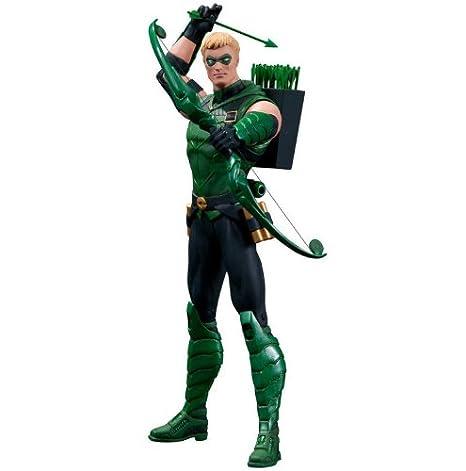 Amazon.com: DC Collectibles Comics Justice League The New 52 - Green ...