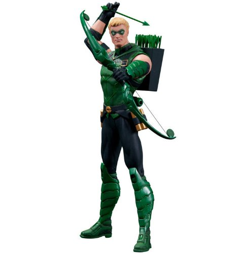 DC Collectibles Comics Justice League The New 52 - Green Arrow Action Figure