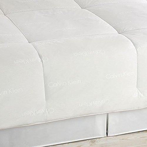 Calvin Klein Shadow Stripe 200TC Comforter Beige King