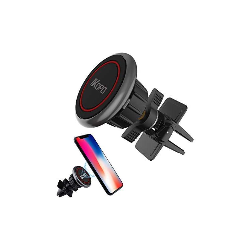 IKOPO Magnetic Phone Holder for Car Air