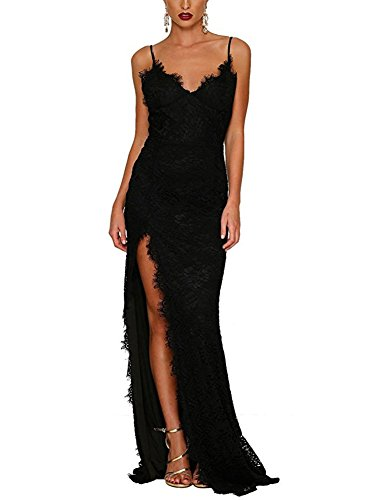 long black gala dresses - 8