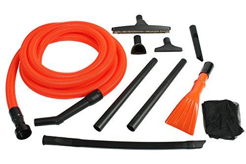 Garage Kit Deluxe - Cen-Tec Systems 92113 Deluxe Shop-Vac Garage Accessory Package Black/Orange