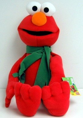 Sesame Street Jumbo Plush Scarf product image
