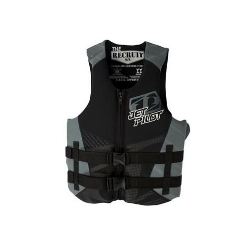 LX Vest - Mens -Recruit Neo-Lg/Xl; WJP32380BKLX Made by Yamaha (Neo Classic Vest)