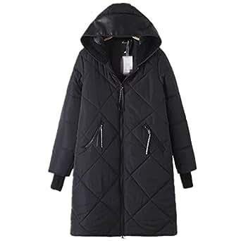 Amazon.com: BRDTYSR Winter Women Down Cotton Jackets New