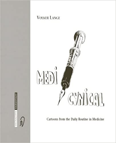 Book Medicynical: Cartoons from the Daily Routine in Medicine