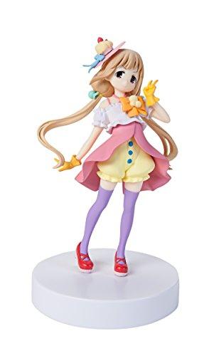 - Banpresto The Idolmaster Cinderella Girls Anzu Futaba Candy Island Figure Action Figure, 6.3