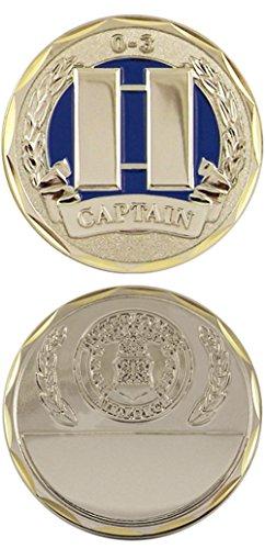 U.S. Air Force Captain 0-3 Challenge - Captain Challenge Coin