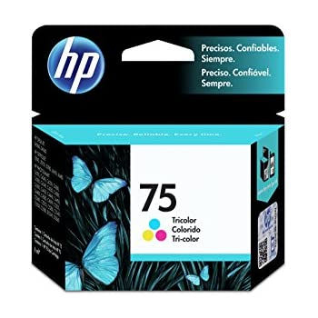 HP 75 Tri Color Original Ink Cartridge