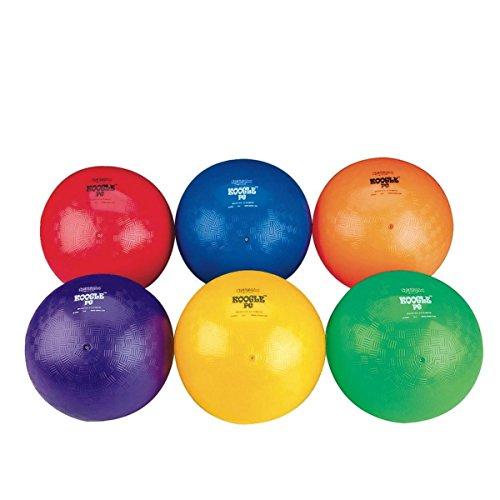 Pg Ball Set (S&S Worldwide Spectrum Koogle PG Playground Balls (set of 6))