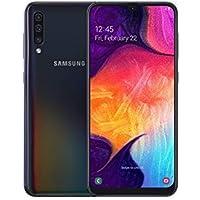 Samsung Galaxy A50 128GB 6.4-Inch FHD+ Android Dual-SIM Smartphone - Black (UK Version)