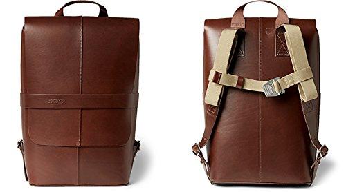 Brooks Piccadilly Knapsack Leather 10,5 L brown 2017 Rucksack