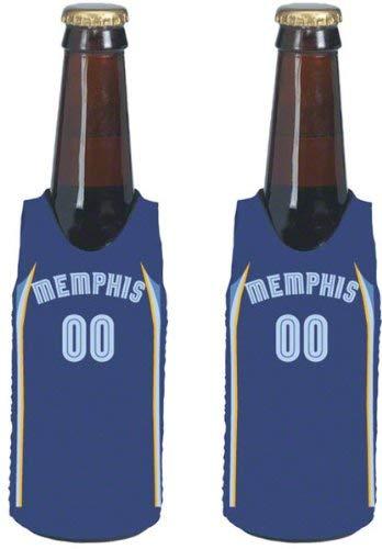 - Kolder NBA Memphis Grizzlies Bottle Jersey, One Size, Multicolor