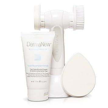 Dermanew facial rejuvenation