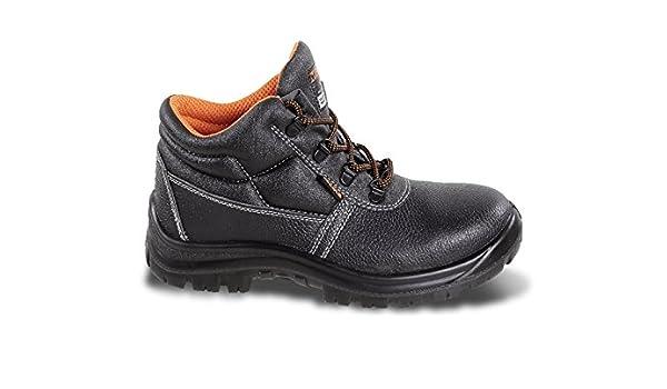 Zapatos de seguridad Alto de piel impermeable Beta Work 7243 ft: Amazon.es: Bricolaje y herramientas