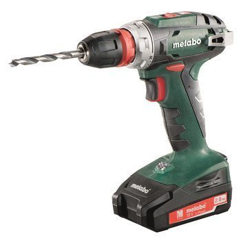 Metabo 18V LT Quick Drill/Driver 2.0Ah by Metabo