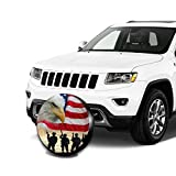 Fresquo Spare Tire Cover, Polyester Waterproof