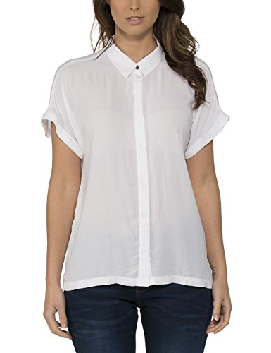 Blouse Delicate Wei Femme Bench Wh001 White Bright Blanc TxAqzw