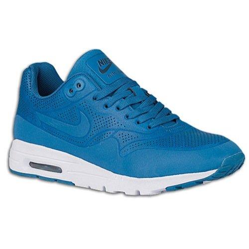 Nike Women's Air Max 1 Ultra Moire (9.5, Blue/Blue/White)