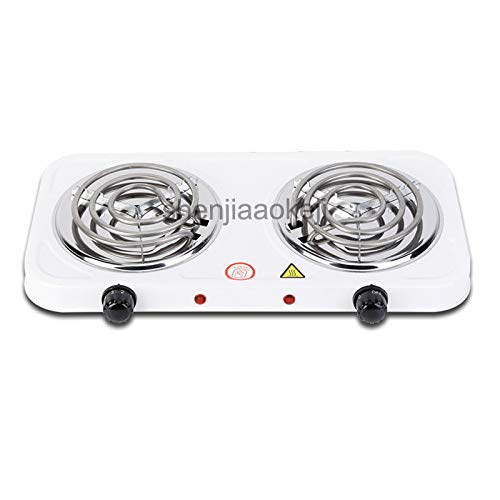 Double-head Non-radiative Electric Furnace Household heating Stove kitchen Hotplates Cooker Iron Burner Coffee Heater 1pc