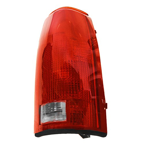 (Taillight Taillamp Brake Light w/Circuit Board Passenger Right for Chevy Truck)