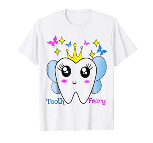 Tooth Fairy Tales Fun Gift Costume T-Shirt -